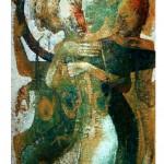 Musikanten 100 x 60 cm, Öl auf Leinwand